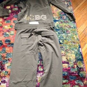 BCBG Other - Brand new BCBG sweat suit- size small